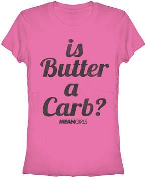 Fifth Sun Mean Girls 'Is Butter a Carb?' Tee - Juniors