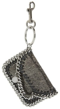 Stella McCartney Women's 'Falabella' Bag Charm - Grey