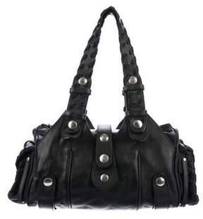 Chloé Silverado Leather Shoulder Bag
