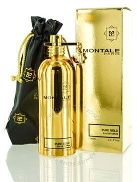 Montale Pure Gold EDP Spray 3.3 oz (100 ml) (u)