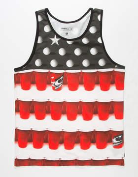 O'Neill Beer Pong Mens Tank Top