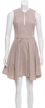 Boy By Band Of Outsiders Sleeveless Pleated Dress