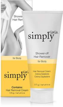 GiGi Simply Shower Off Hair Remover