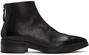 Marsèll Black Listone Boots