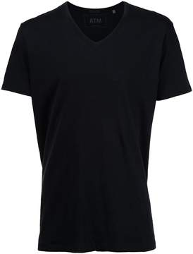 ATM Anthony Thomas Melillo Classic Jersey V-Neck Tee
