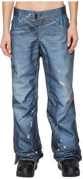 686 Deconstructd Denim Insulated Pants Women's Casual Pants