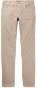 Loro Piana Tasche Slim-Fit Stretch-Denim Jeans