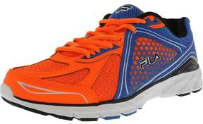 Fila Threshold 3 Men US 8 Orange Sneakers