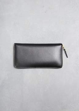 Comme des Garcons Classic Leather Line Large Zip Around Wallet