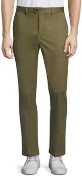 Original Penguin Solid Cotton Trousers
