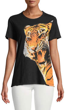 Chaser Tiger Teeth Graphic T-Shirt