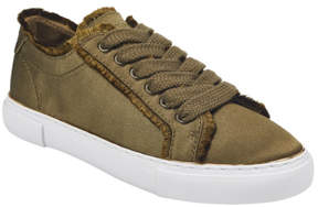 GUESS Goodfun Fayed Satin Sneakers