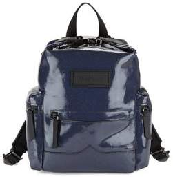 Hunter Aurora Leather Mini Backpack