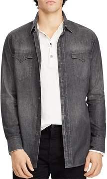 Polo Ralph Lauren Chambray Classic Fit Long Sleeve Shirt