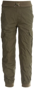 Lee Stretch Twill Cargo Joggers (For Big Boys)