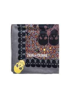 Zadig & Voltaire Lotty Garden scarf