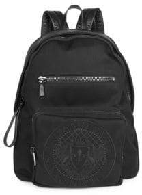 Balmain Club Logo Backpack