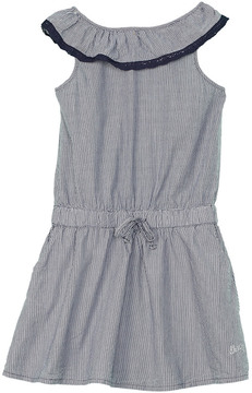 DKNY Girls' Striped Dress