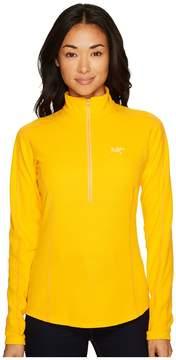 Arc'teryx Delta LT Zip Women's Clothing