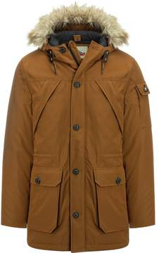 Penfield Hoosac Real Fur Hooded Down Mountain Parka