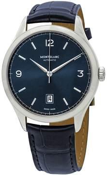 Montblanc Heritage Chronometrie Automatic Blue Dial Men's Watch