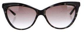 Saint Laurent Tortoiseshell Cat-Eye Sunglasses