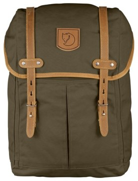 Fjallraven Men's 'No. 21' Rucksack - Green