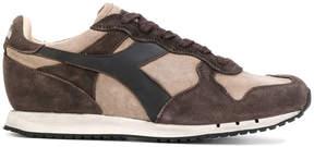 Diadora contrast sneakers