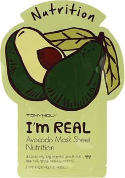 Tony Moly TONYMOLY I'm Real Avocado Mask Sheet