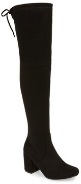 Very Volatile Women's Heartbeat Over The Knee Boot