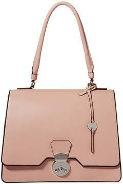 Lodis Rodeo RFID Justina Flap Satchel Satchel Handbags