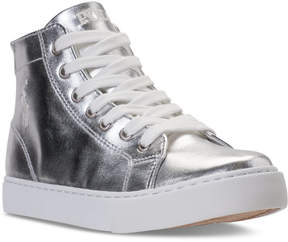 Polo Ralph Lauren Girls' Slater Mid Casual Sneakers from Finish Line