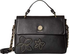Anne Klein Stud Applique Crossbody