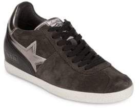 Ash Guepard Leather Sneakers