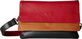 Kooba Hamilton Medium Flap Shoulder Bag