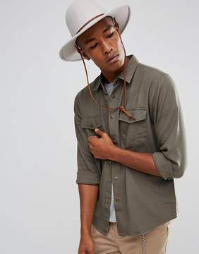 Brixton Nevada Shirt in Relaxed Fit