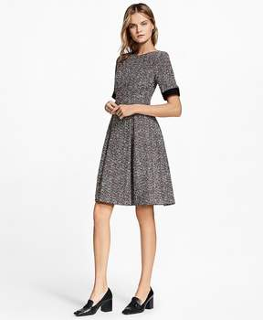 Brooks Brothers Boucle Dress