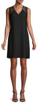 ABS by Allen Schwartz Sleeveless A-Line Dress