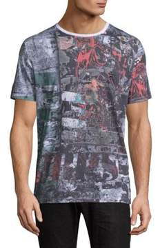 PRPS Collage Cotton Tee
