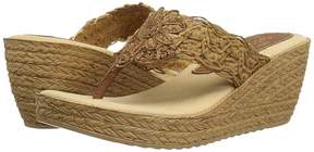 Sbicca Porto Women's Wedge Shoes