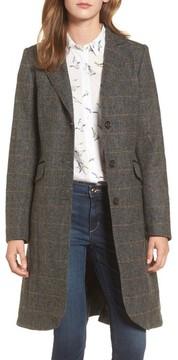 Barbour Women's Barton Tailored Wool Tweed Jacket