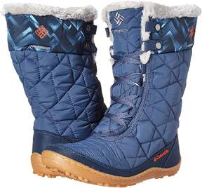 Columbia Minxtm Mid II Omni-Heattm Print Women's Cold Weather Boots