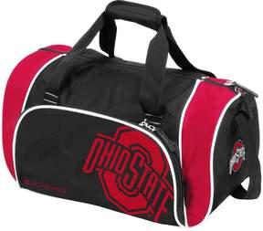 NCAA Logo Brand Ohio State Buckeyes Locker Duffel Bag