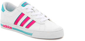 adidas Girls NEO Daily Toddler & Youth Sneaker
