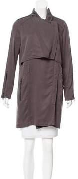 Blank NYC Asymmetrical Longline Jacket