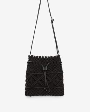 Express Crochet Bucket Bag