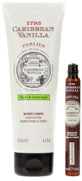 Perlier Caribbean Vanilla & Apple 2-piece Kit