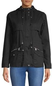C&C California Hooded Cotton Jacket