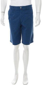Mason Woven Flat Front Shorts w/ Tags