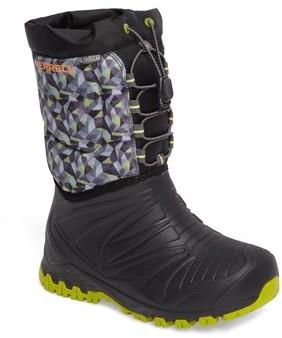 Merrell Boy's Snow Quest Lite Waterproof Boot